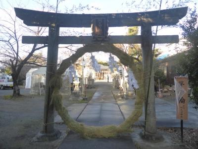 高槻市 阿久刀神社