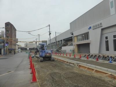 大阪市 JR淡路駅