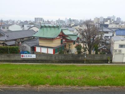 大阪市 赤川 日吉神社