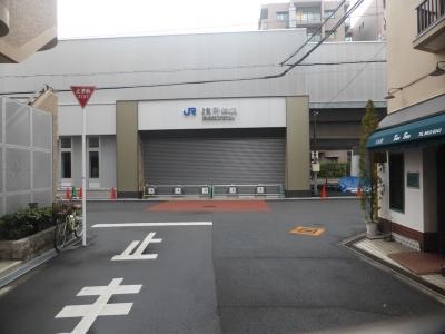 大阪市 JR野江駅