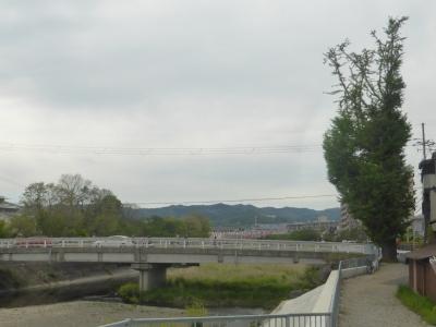高槻市 芥川宿