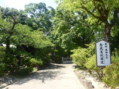 羽曳野市 誉田八幡宮