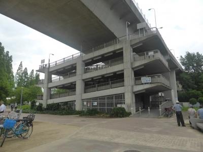 大阪市 城北菖蒲園