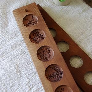 古道具,菓子型