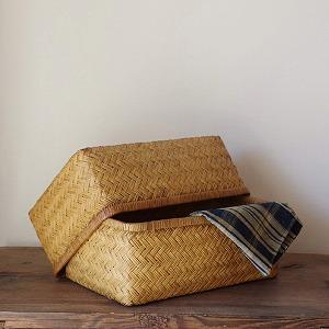 竹行李,古道具