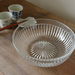 ガラス鉢,古道具