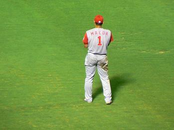 好走塁の証