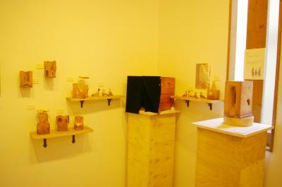 2013年とり展展示風景