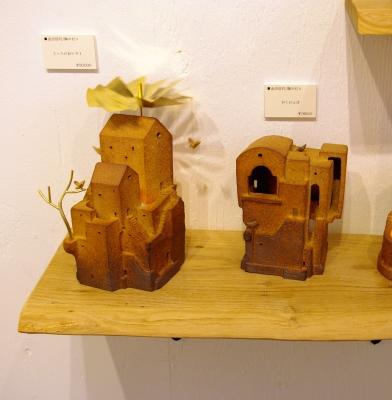 2013年とり展展示風景1