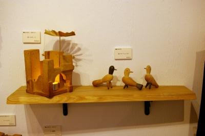 2013年とり展展示風景2