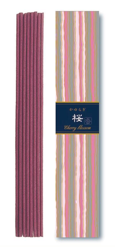 金沢観光-お香体験-お土産ランキングの焚屋 かゆらぎ桜スティック