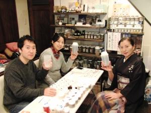 金沢観光お香体験-手作り香り袋体験教室-東京都