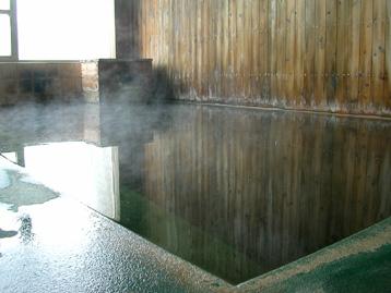 八幡平ロッヂ内風呂