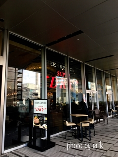 "BEER&SPICE SUPER ""DRY"" コレットマーレみなとみらい店"