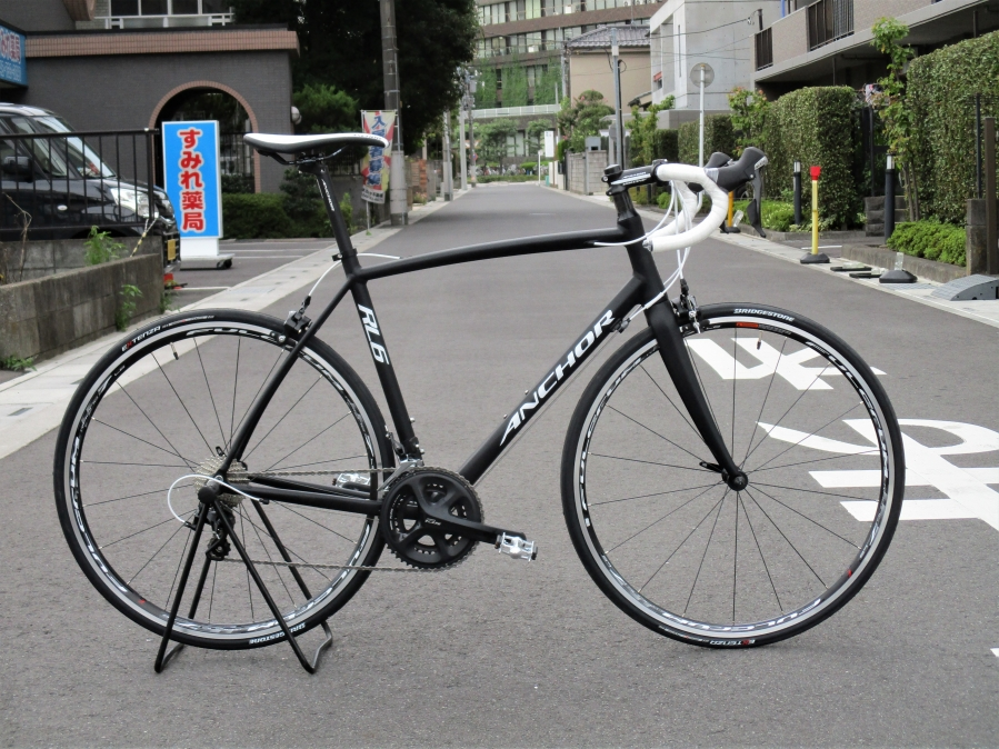 ANCHOR RK6 春日部 ゴリラ自転車 アンカー