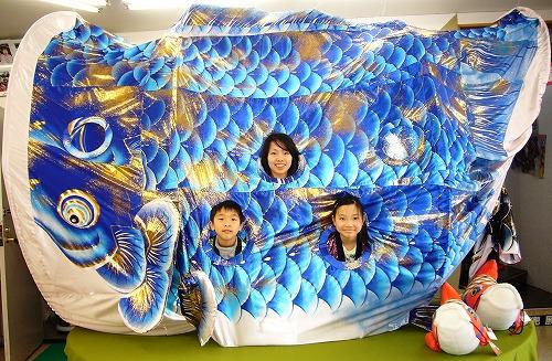 ジャンボ鯉のぼり500