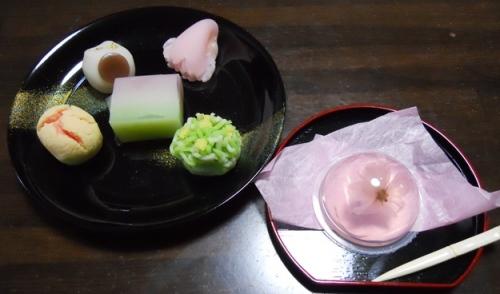 ひな祭り季節のお菓子