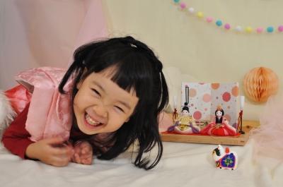 雛人形ここはるモデル2