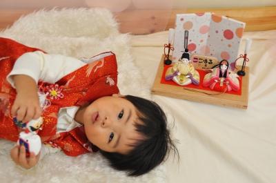 雛人形ここはるモデル3