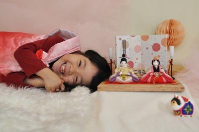 雛人形ここはるモデル5