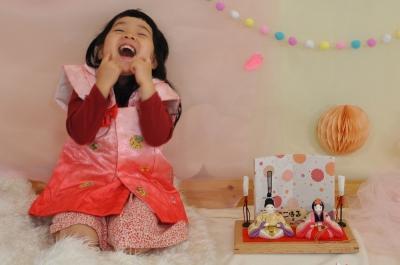 雛人形ここはるモデル6
