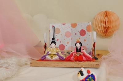 雛人形ここはるモデル7