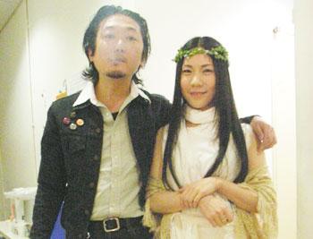 栗原務・永山マキ