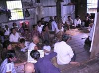 カンボジアのサステイナブル農村開発ワークショップの様子