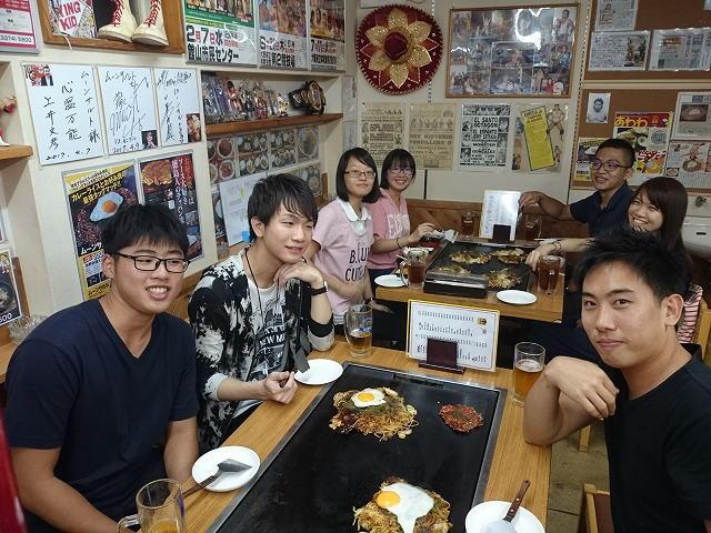 徳島文理大学 留学生 台湾