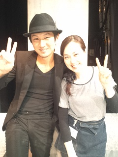 千秋楽ゲスト、カリスマ美容師荒井俊介さんと