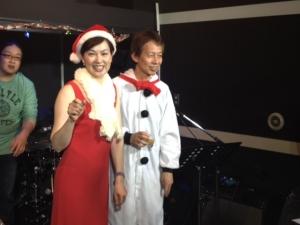 2013/12/3太田万砂子クリスマスライブ