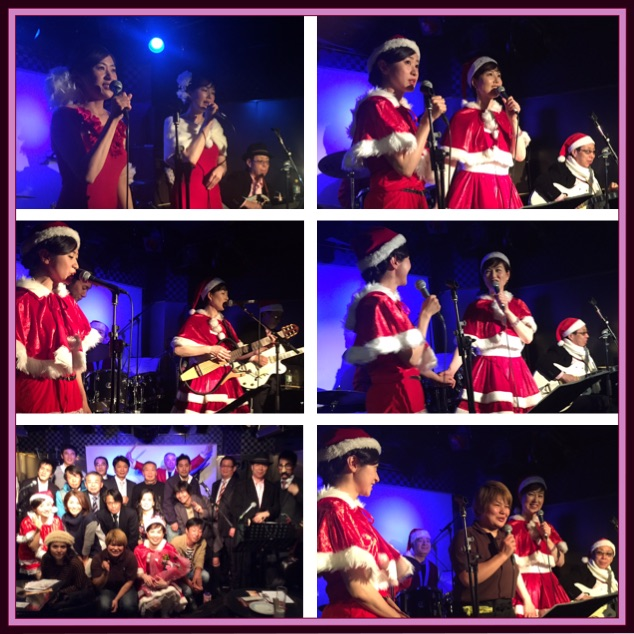 2015/12/17クリスマスライブ
