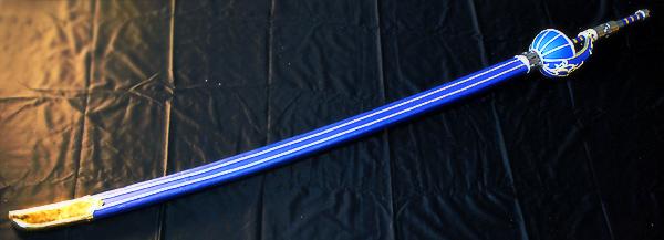 モンスターハンター 軍刀(太刀)