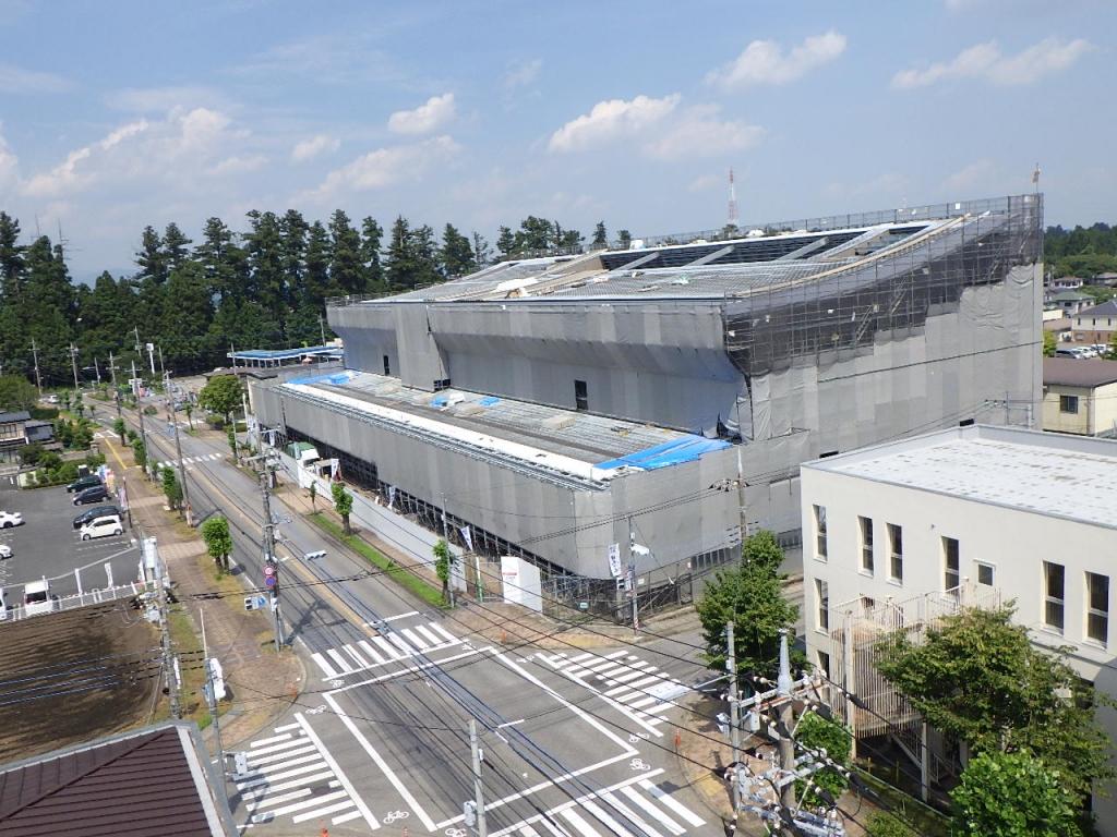 2018-8-3_日光市本庁舎全景写真