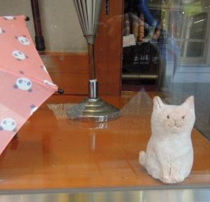 吉村洋傘店 土猫