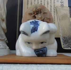 東田印房 招き猫