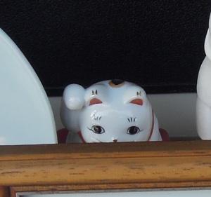 東田印房 隠れ招き猫