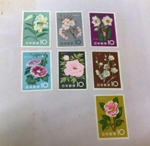 古くてかわいい切手