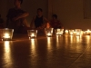 Candle Night Yoga 5