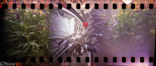 ミニ丸缶自転車