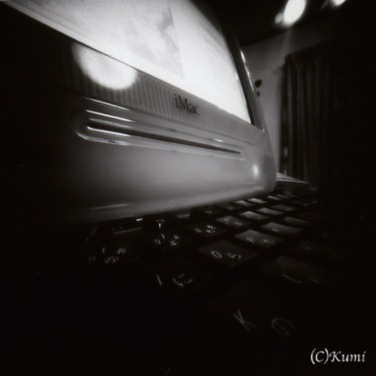 青小箱パソコン
