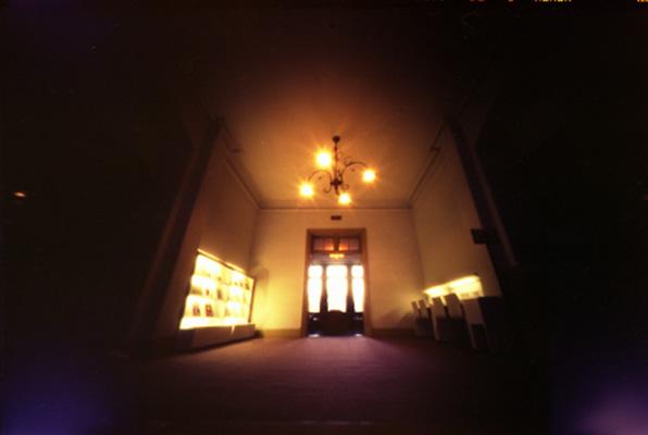 室内缶ペンカメラテスト