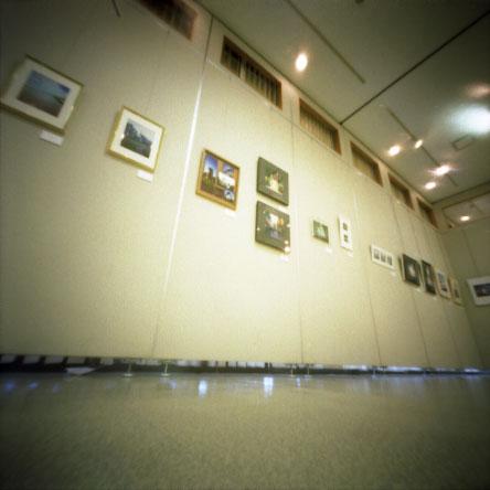 針穴写真展2008会場2