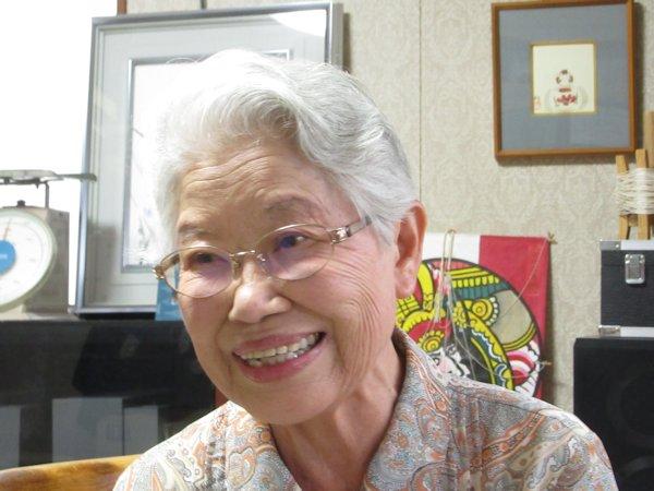 大石 雅子さん