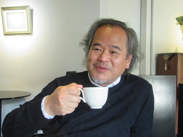 芳澤一夫画伯