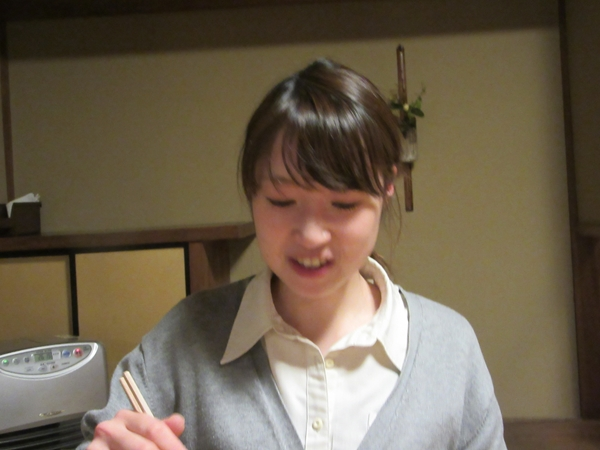 京都楽紙舘の女性店長