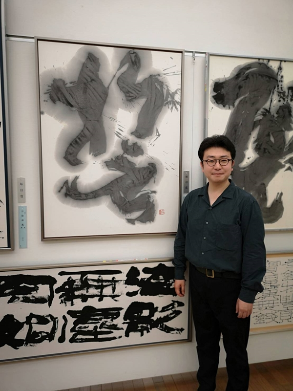 永田灌櫻先生の毎日賞受賞作品