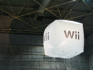 Wii バルーン