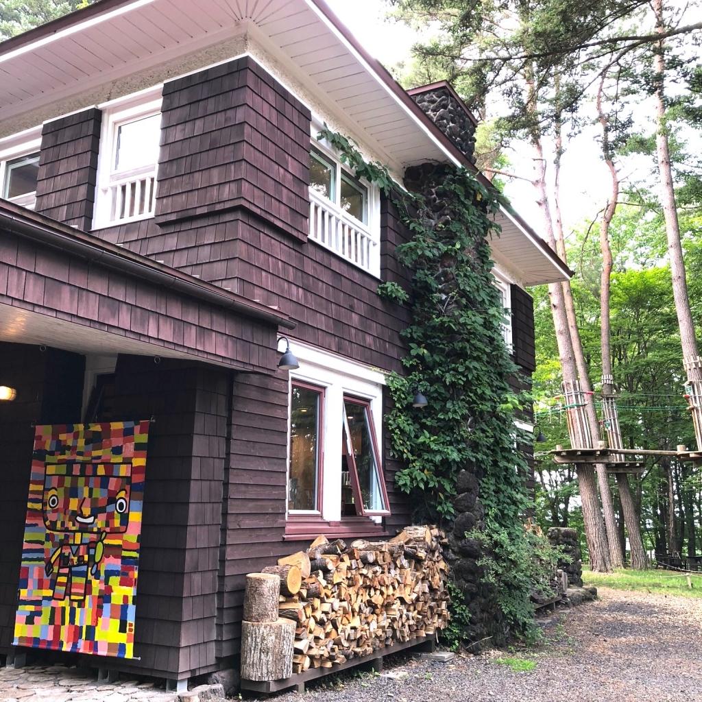 ルオムの森 granne hantverk art exhibition