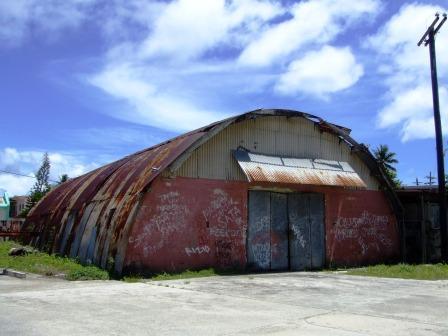 カマボコ兵舎